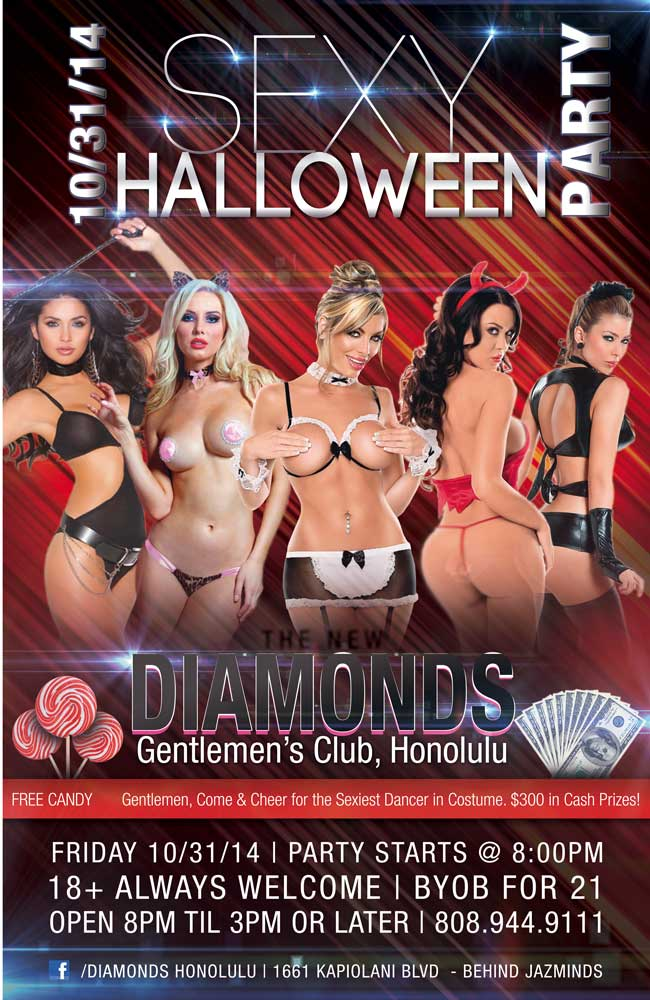 Diamonds-Halloween-Party